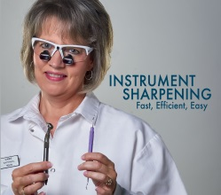The Best Way to Sharpen Dental Instruments